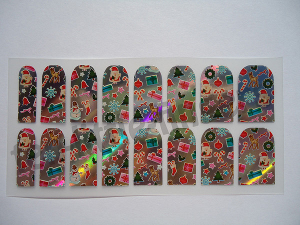 nail accessories nail art nail polish christmas nail stickers