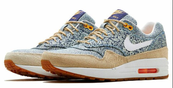 shoes nike liberty air max london 2014