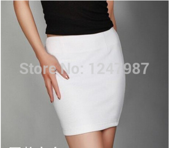 White Skirts Short