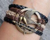 jewels,the hunger games,mockingjay,bracelets,movie,mockingjay bird