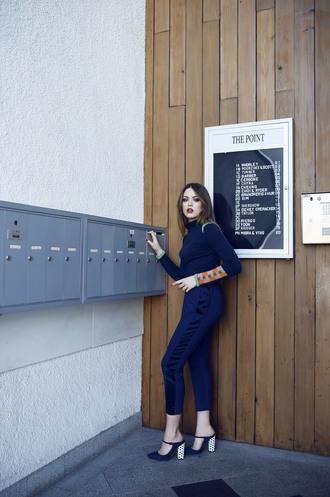 kayture blogger top pants shoes