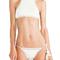 Crochet bikini - crop top 2 piece swimwear bikini- free shipping ( 3 colours) · ebony lace fashion boutique · online store powered by storenvy