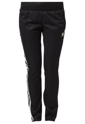 adidas Originals EUROPA - Tracksuit bottoms - black - Zalando.co.uk