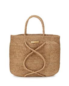 Vix X Straw Beach Bag, Natural