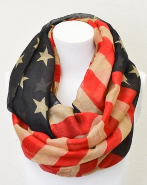 scarf infinity scarf american