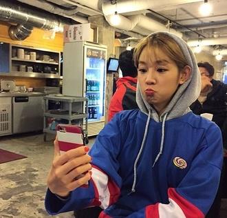 jacket park boram odd future hoodie swag k-pop
