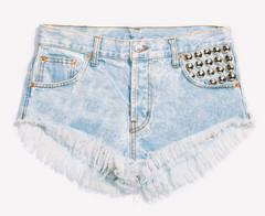Runaway 450 Stoner Studded Babe Shorts | RUNWAYDREAMZ