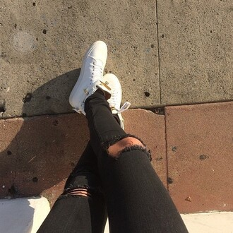 shoes need shoes madison beer jeans