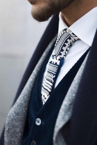 tie fifty shades of grey scarf
