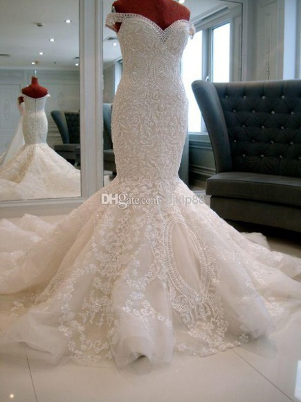 beautiful wedding dress white dress classy