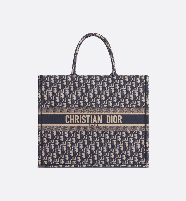 Dior Book Tote Dior Oblique bag - Bags - Women's Fashion | DIOR