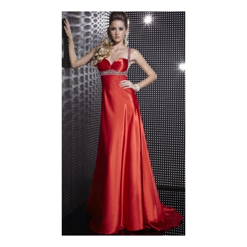 Homecoming Dresses 2011 Studio 17 Gown 12261 by House of Wu - Brand Prom Dresses Beaded Evening Dresses Charming Party Dresses