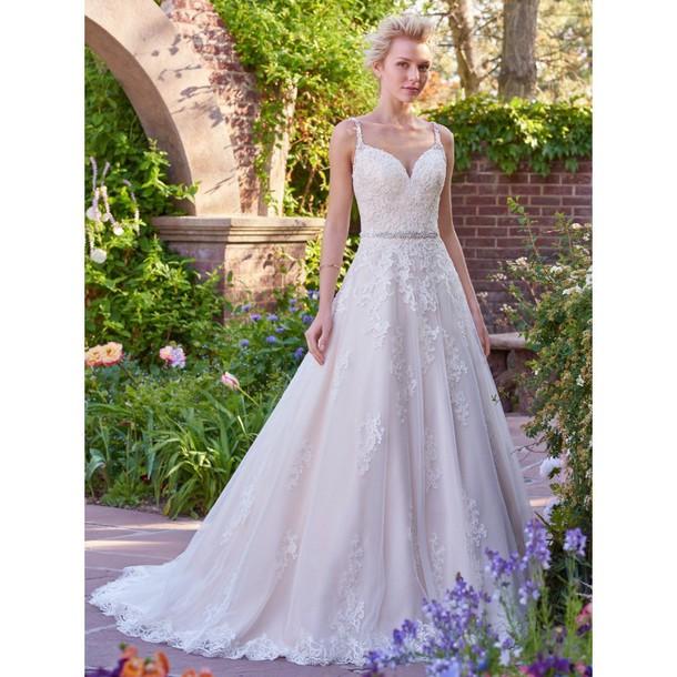 Dress Chapel Train Rebeccastella Stylein Lace Dress Backless