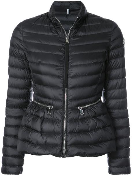 jacket women fit black