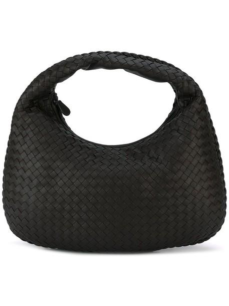 Bottega Veneta - boho tote bag - women - Calf Leather - One Size, Brown, Calf Leather