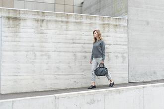 fashion gamble blogger bag alexander wang