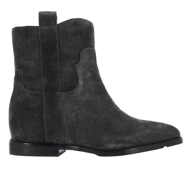 ASH booties shoes women shoes booties grey