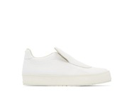 shoes,maison margela,slip on shoes,slip on sneakers,white sneakers