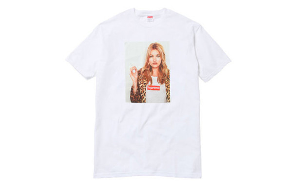 supreme kate moss t-shirt