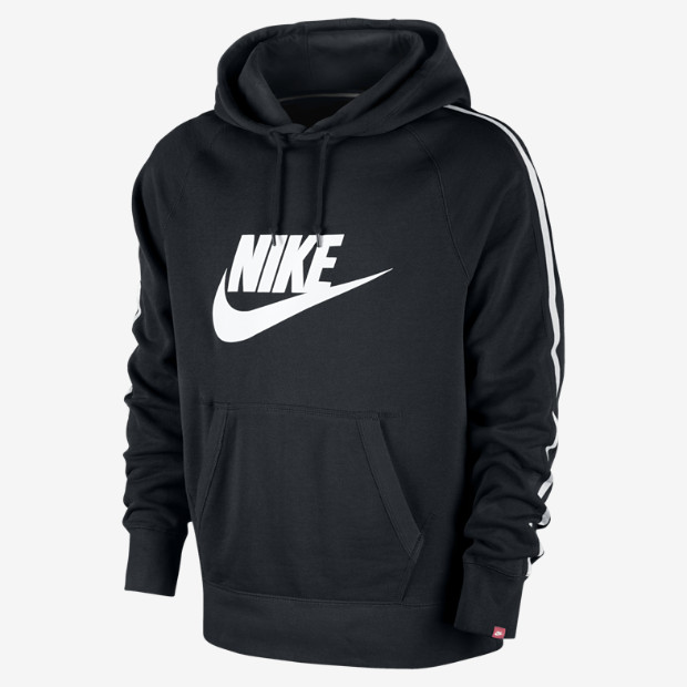 The Nike Ace Pullover Men's Hoodie.