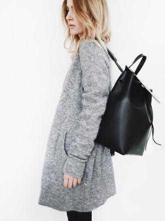 bag womenswear black bag girl black