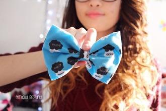 hair accessory bow