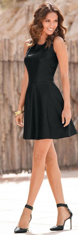 dress shoes little black dress short black