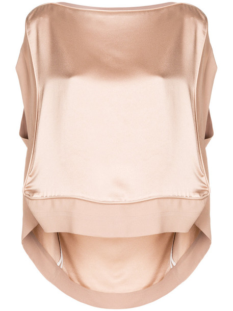 Vivienne Westwood blouse women nude top