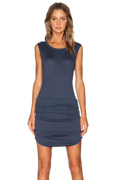 LnA dress blue