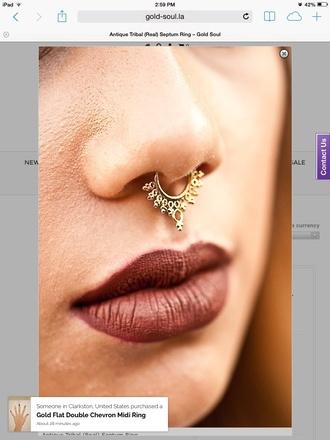 jewels septums septum piercing