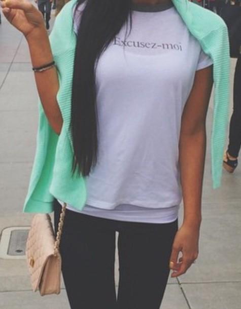 shirt excusez-moi shirt french tshirt design