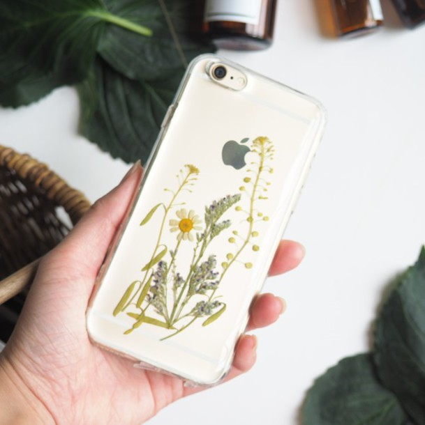 Phone Cover Summer Summer Handcraft Flowers Floral Floral Phone