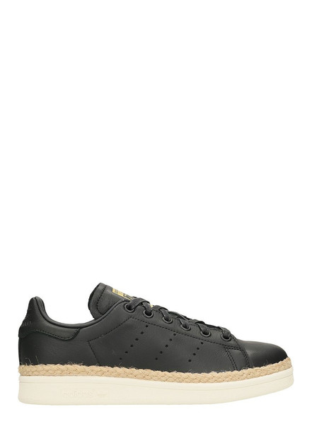 Adidas Stan Smith New Bold Sneakers in black