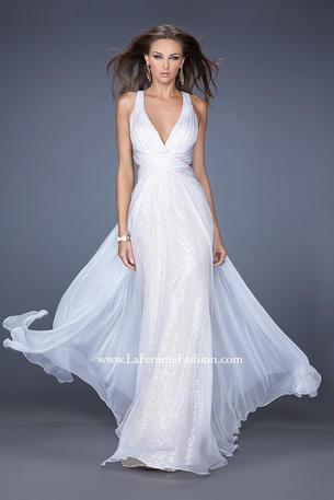 La Femme 19255  La Femme Prom 2013 Prom Dresses, Bat Mitzvah Dresses, Cocktail Dresses and Gowns for 2012