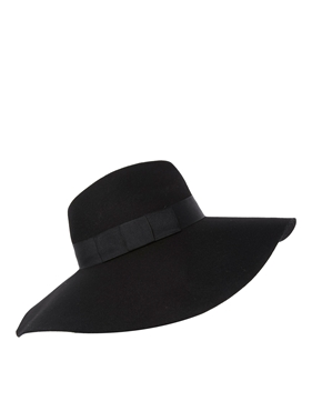 River Island | River Island Oversized Fedora Hat at ASOS