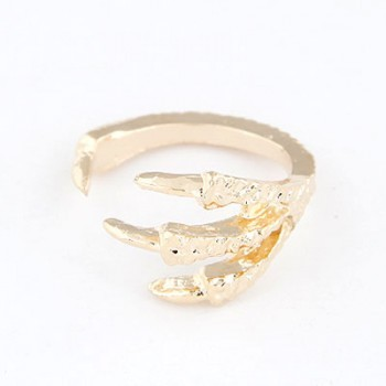 Gold Sister Ring