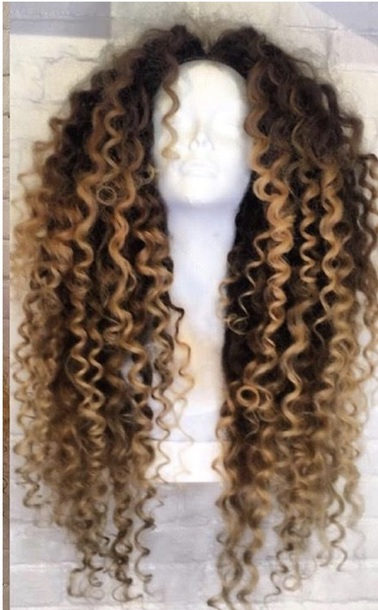 hair accessory curly wig bundles ombre clips for hair extensions human hair extensions costume curly wig ombre bleach dye