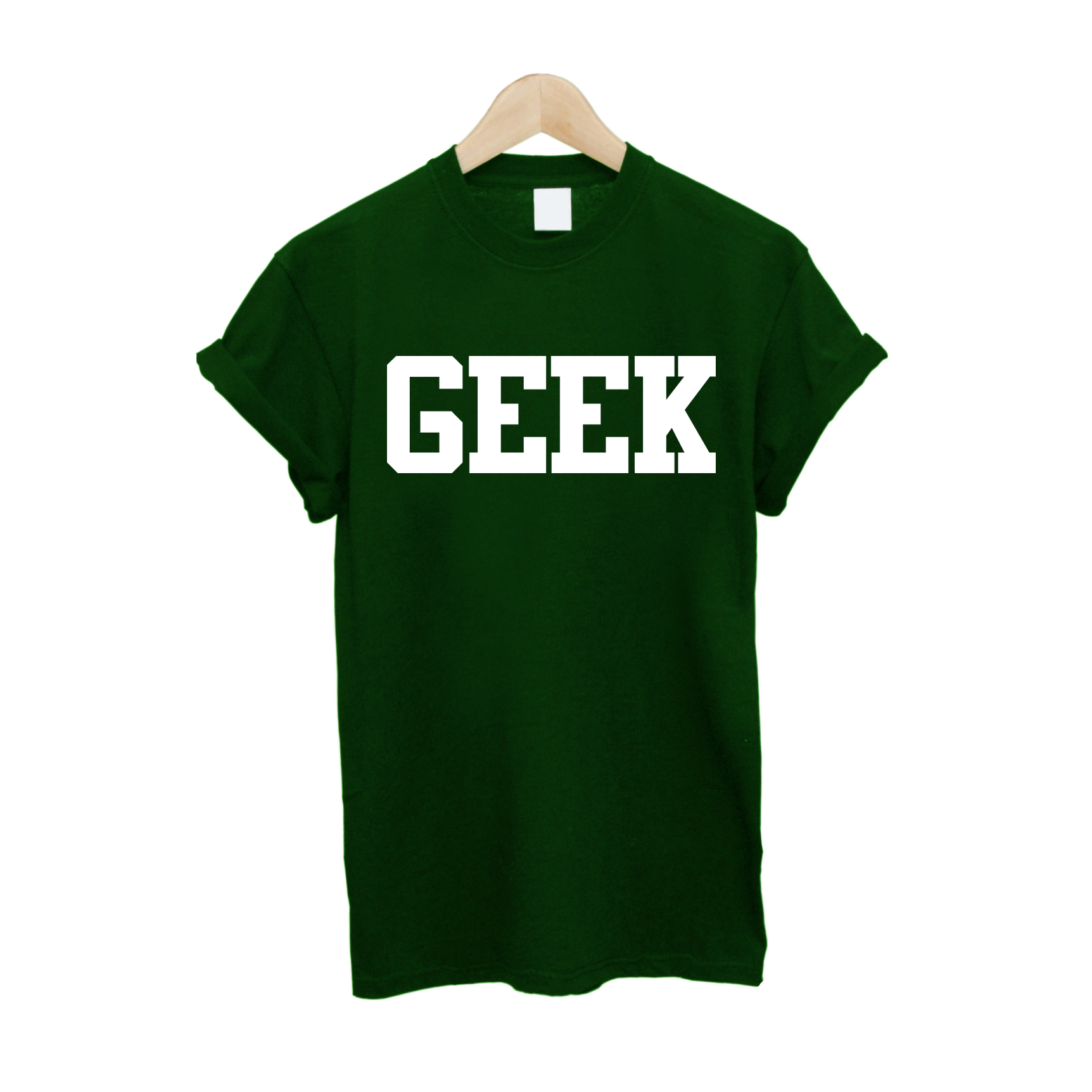 Geek T Shirt £10   Free UK Delivery - #TeeIsland