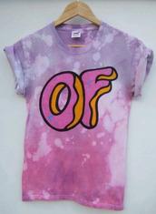 t-shirt,odd future