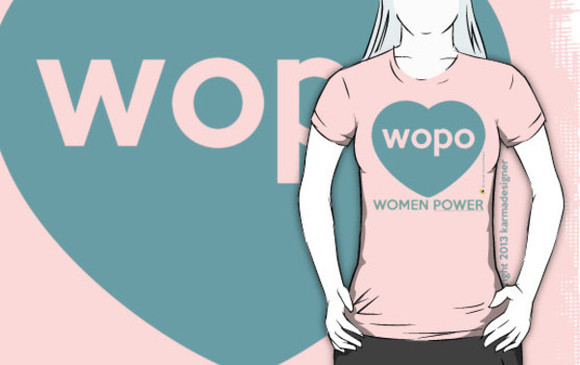 shirt woman shirt women power tee