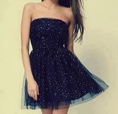 dress,black,gold,strapless dress,cute dress,little black dress,gold sequins