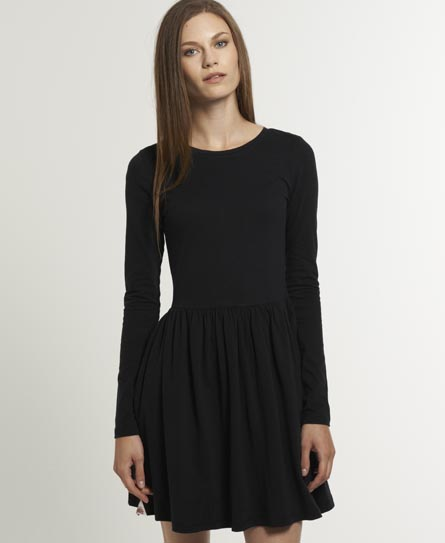 Superdry Skater Dress - Women's Dresses
