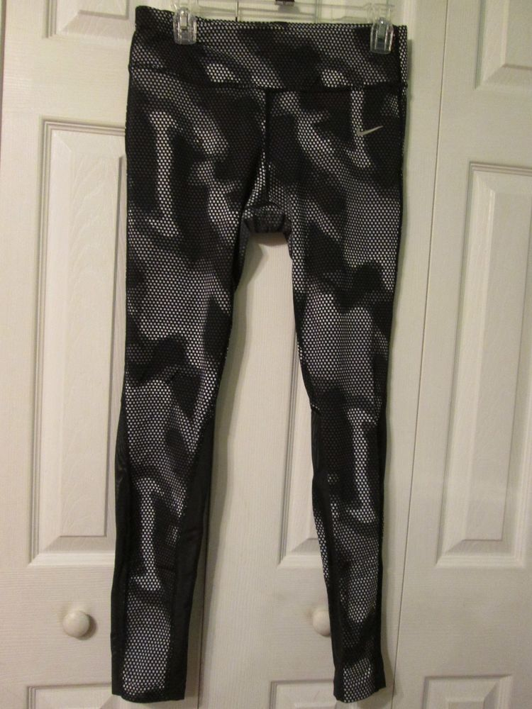 check out a62fe c5dd9 Women s Nike Epic LUX Printed Tight Fit Running Pants  644956 010 ...