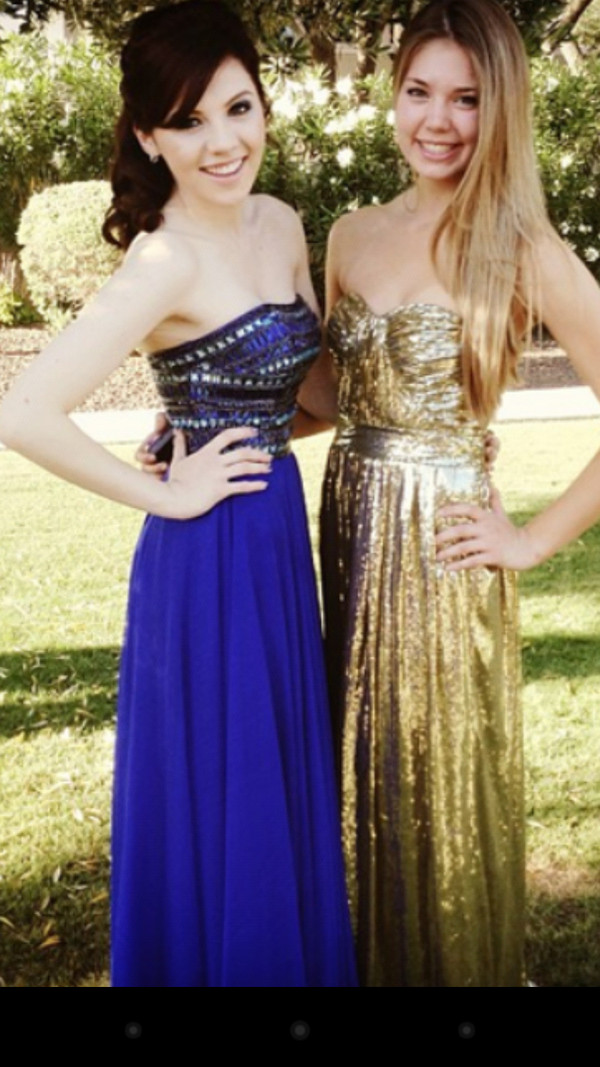 dress prom dress royal blue dress beaded dress beaded prom dress