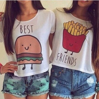 shirt beautiful bff shirts