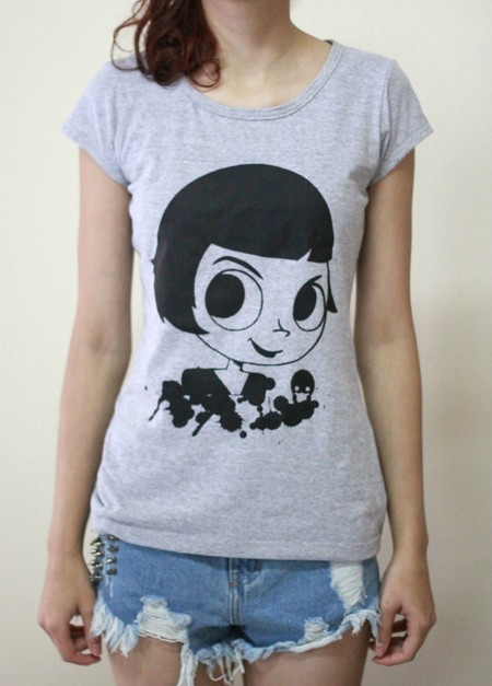 Camiseta Maxi Amélie Poulain - O Pato Veste