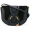 See by chloé - 'hana' bag - women - goat skin/suede - one size, black, goat skin/suede