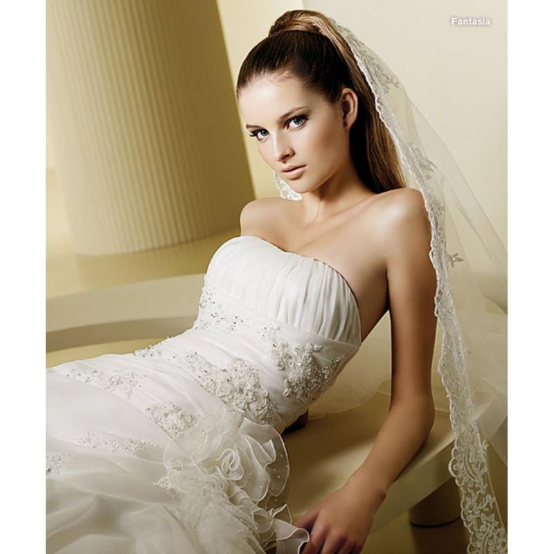 Sposa Fantasia Bridal Gown (2010) (LS10_FantasiaBG) - Crazy Sale ...
