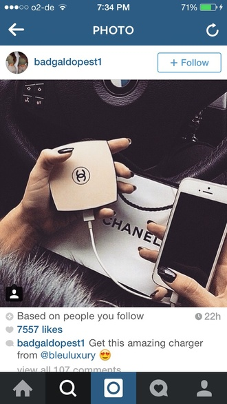 phone cover chanel iphone charger for iphone