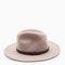 Fedora lana - gorros y sombreros - mujer   stradivarius españa
